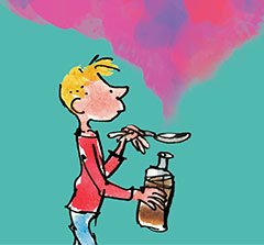 Georges Marvellous Medicine WO
