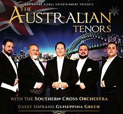The Australian Tenors WO2